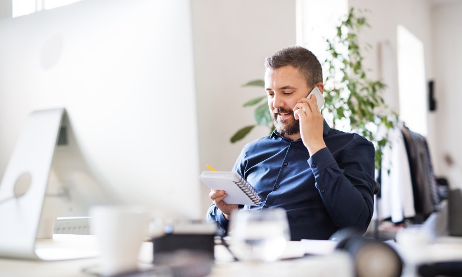 HR has the worst phone etiquette of all employees