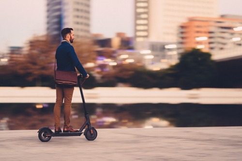 Beam launches new fleet of e-scooters