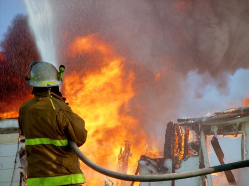 Fire sparks Christchurch couple's year-long insurance nightmare