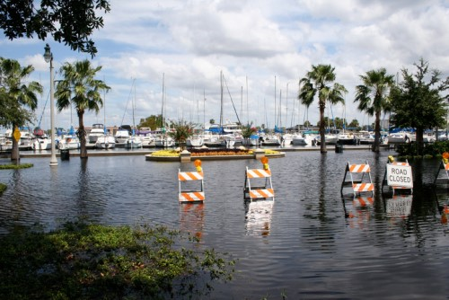 Want more private flood insurers? Increase federal rates