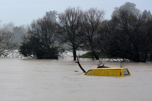Flood-hit residents to be offered temporary housing
