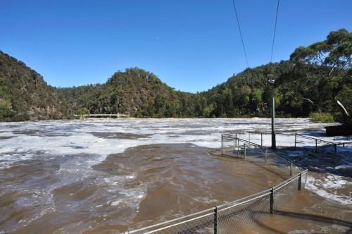 Disaster assistance for flood hit Tasmania