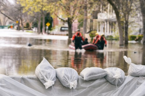 Rising to the challenge: Flood risk