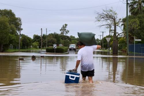 Club Marine calls Cyclone Debbie largest ever