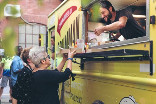 Food truck insurance market is open for business