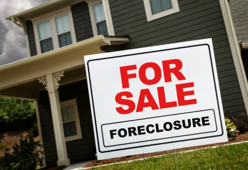 Foreclosures tumble to 11-year low