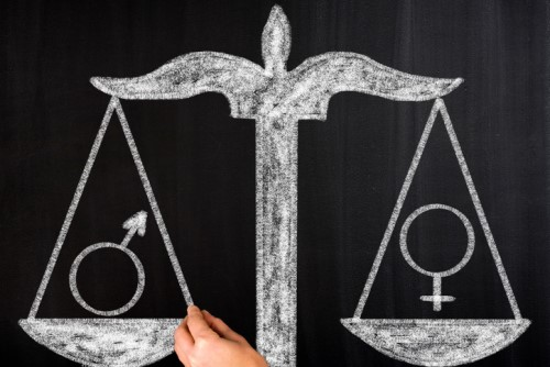 How can we achieve gender equality at the top in law?