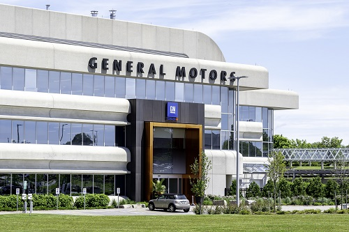 GM recalls another 14,000 SUVs over faulty front suspension work