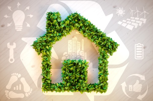 Green homes certification has hit a new high