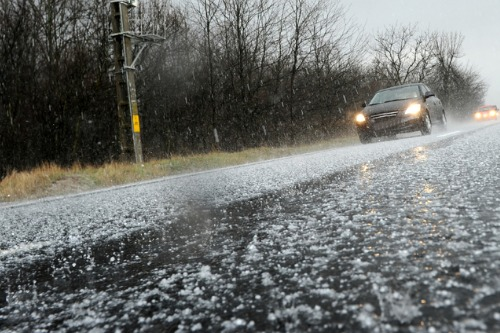 Insurance firms face downpour of hail damage claims