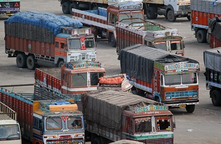 Truckers strike enters its second week