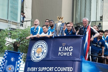 DirectAsia renews partnership with Leicester City FC