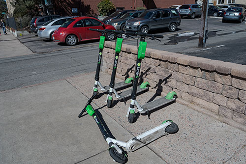 Man dies after being critically injured in e-scooter accident
