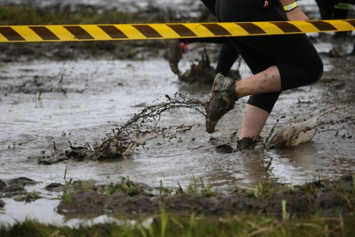 AJG boss to get muddy for bowel cancer charity