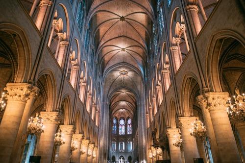 The silver lining in the Notre-Dame de Paris blaze