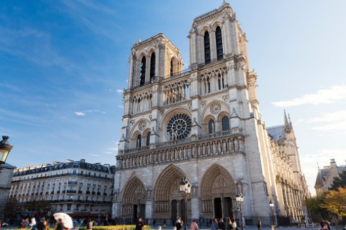 Revealed: Insurer linked to two Notre-Dame de Paris contractors