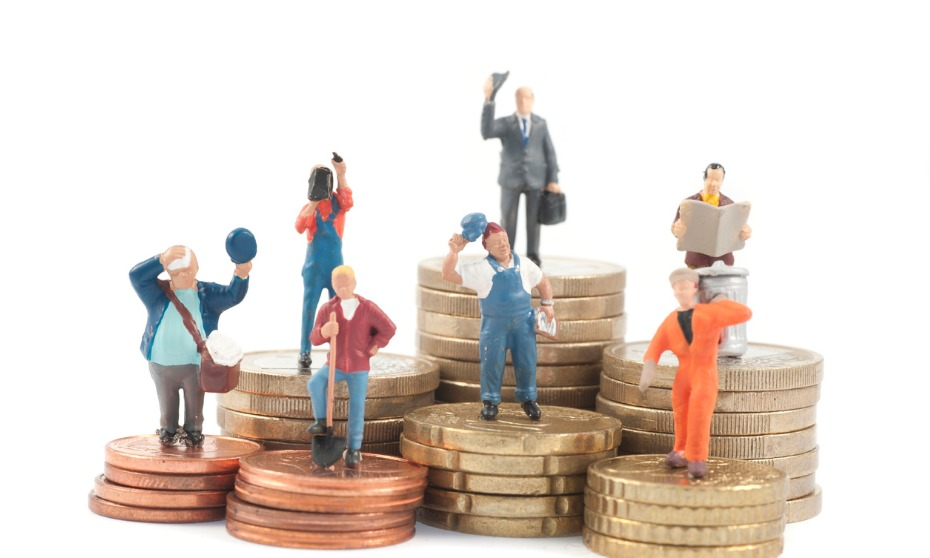 Why is the global pay gap widening?