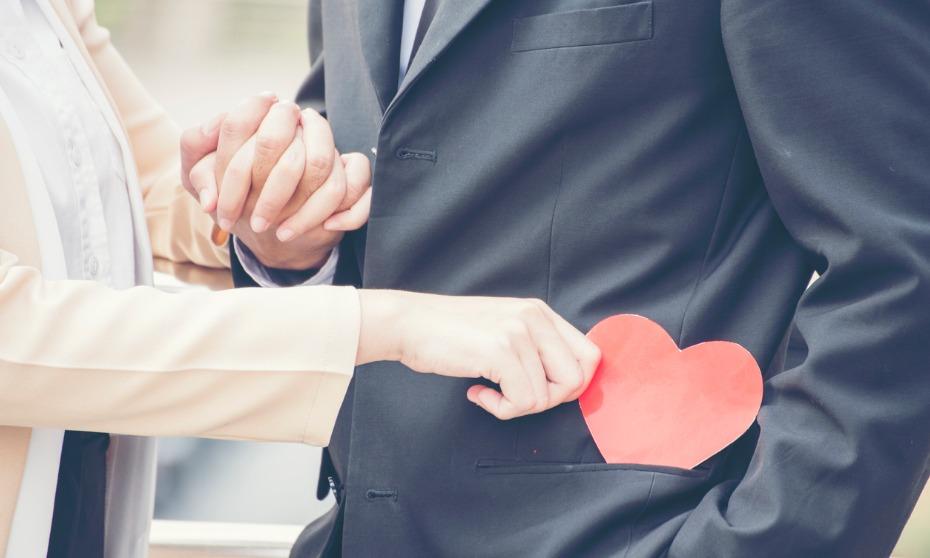 Should you keep an office romance secret?