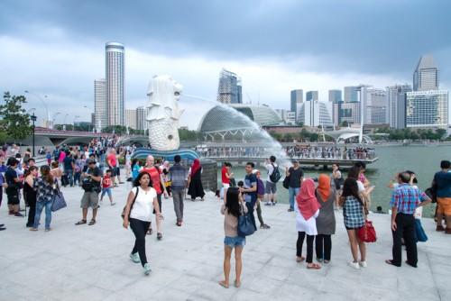 Singapore's 'demographic time bomb'