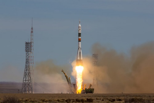 Soyuz failure could prompt massive payout for Russian insurer