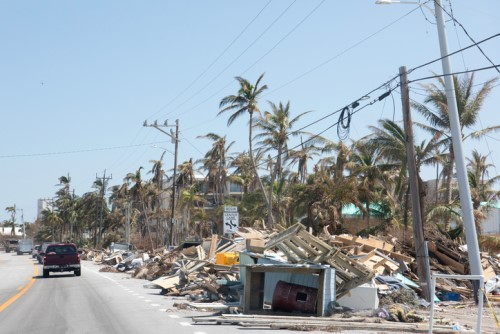 Zurich looks at ways to mitigate weather-related losses