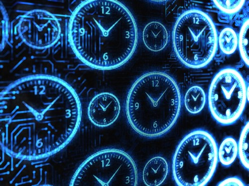 Are digital punch clocks cheating workers?