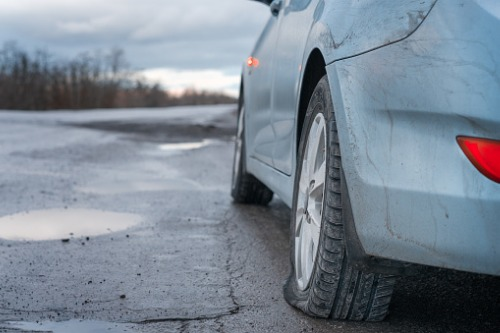 Allstate agent accused of slashing tires