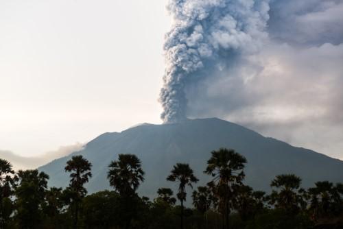 TravelCard sends staff to Bali amid volcano eruption