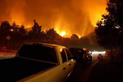 Will the California wildfires result in a mass insurer exodus?