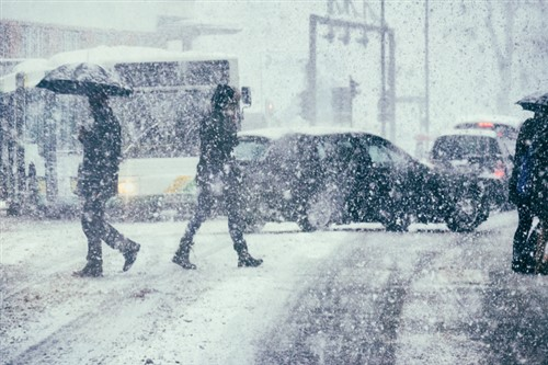 Aon: January winter storms and extreme cold have cost the US a billion
