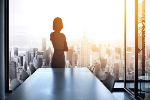 Is there still a glass ceiling  in insurance?