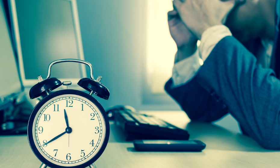 Are your employees doing too much overtime?