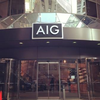 AIG considering CEO exit - reports