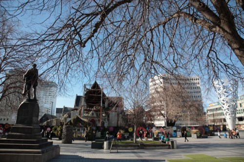 Liquidators of collapsed insurer to issue first Christchurch quake payout
