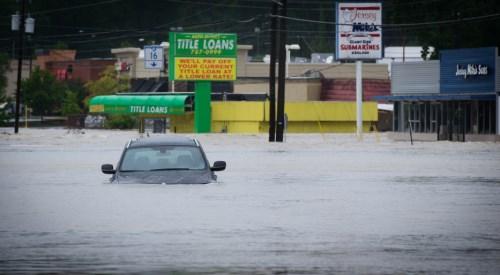1-year anniversary of major Carolina floods finds many still uninsured, unaware of risk
