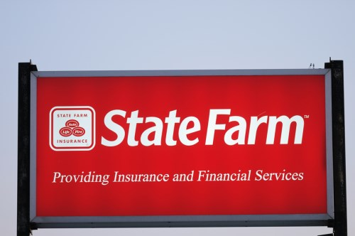 How much does State Farm's CEO earn?