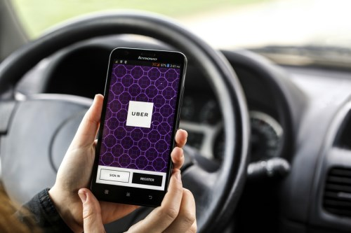 Insurance win for Tasmanian Uber drivers