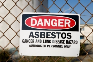 The top 5 states for asbestos exposure