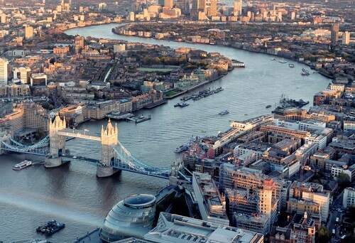 Canadian insurer EDC sets up shop in London