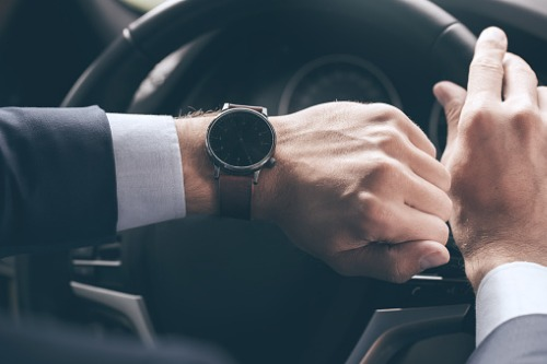 The clocks have changed – and so have the number of road accidents