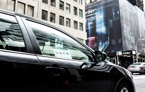 Allstate and Uber reveal partnership