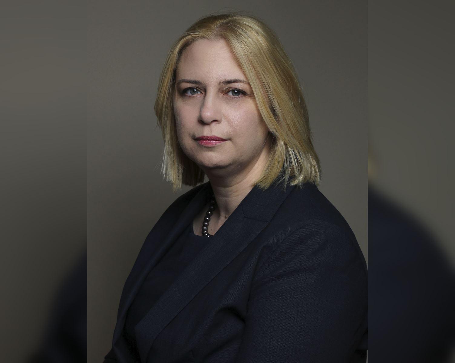 Jayne Ward, Group head of performance, Australia Post