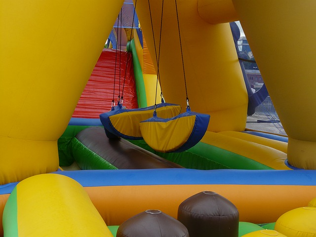 Bouncy castle insurance wanted – to set a new record