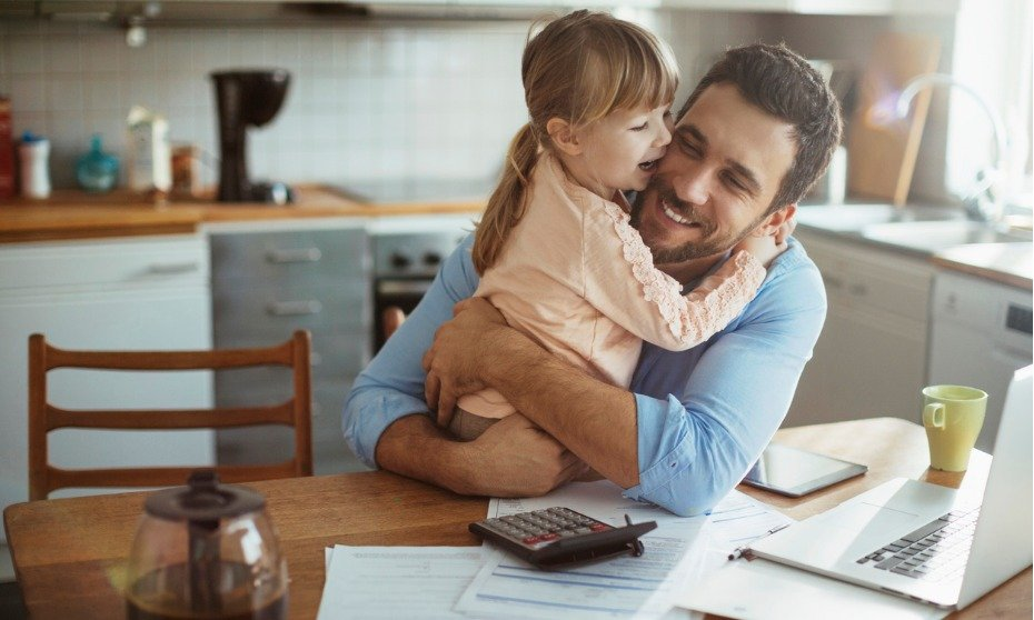 How HR can support working dads