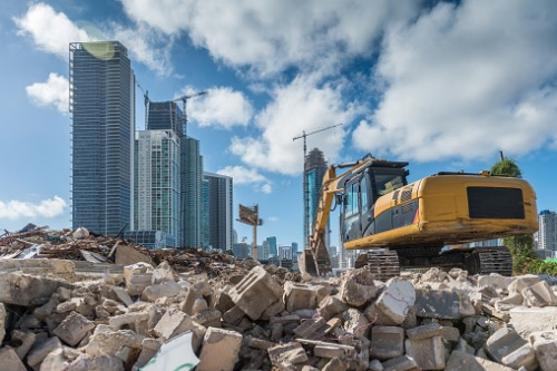 Massive insurance payout to be redirected as iconic building is demolished