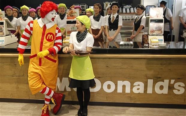 How McDonald's keeps its young workforce engaged