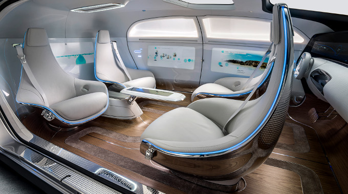 Insurance must adapt as driverless cars become the norm in 2035