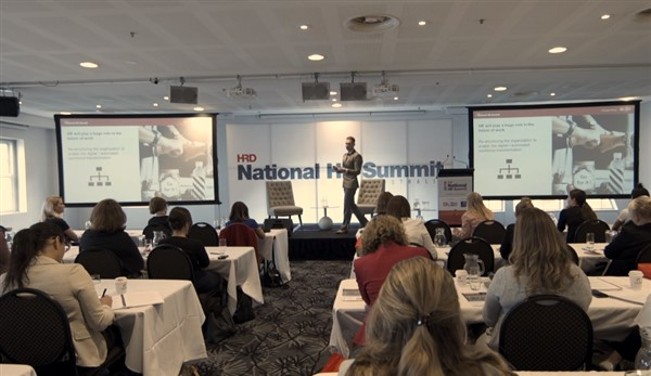 Award-winning National HR Summit attracts industry's brightest minds