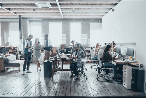 Why open-plan office spaces might just hamper productivity