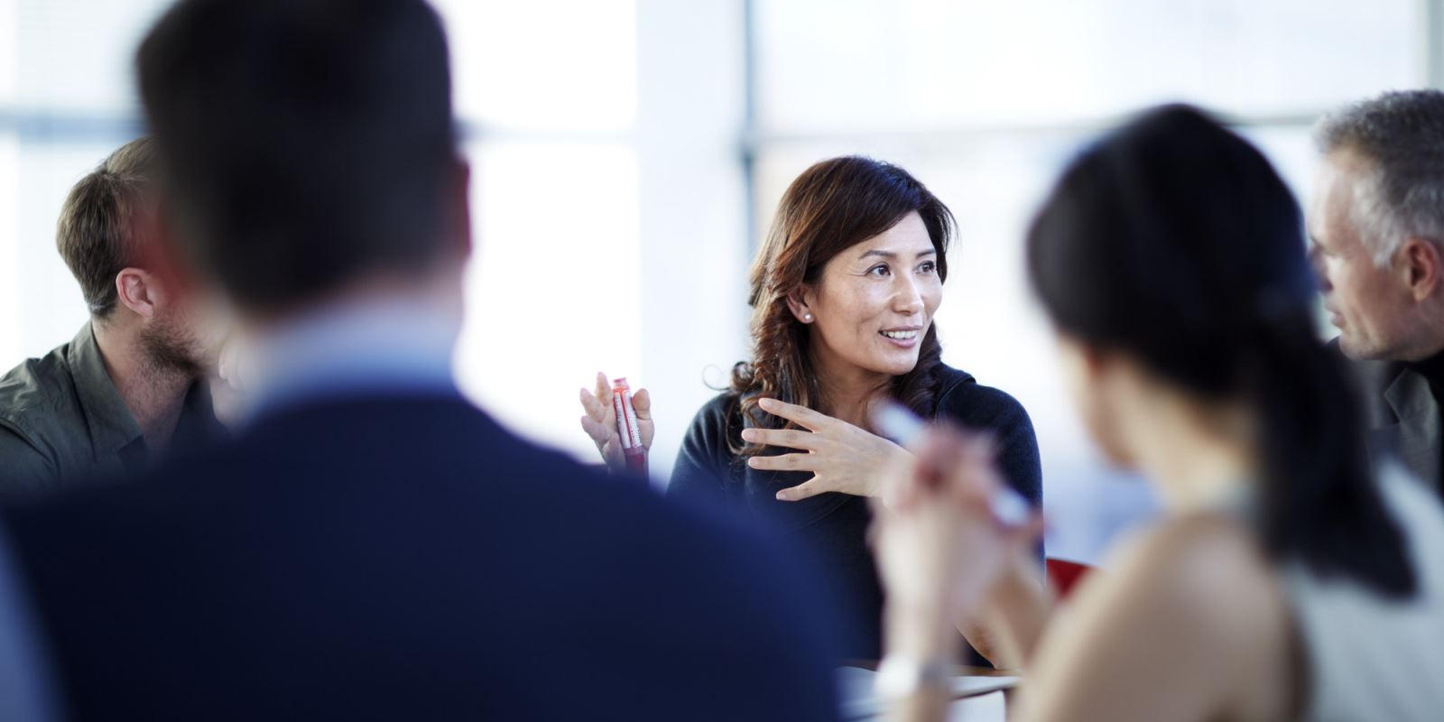 Women on corporate boards more likely to seek advice